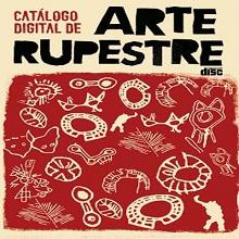 CD Catálogo de arte rupestre