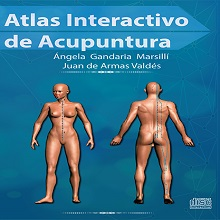 Atlas interactivo de acupuntura (Multimedia)