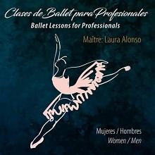 Clases de Ballet para profesionales/ Laura Alonso