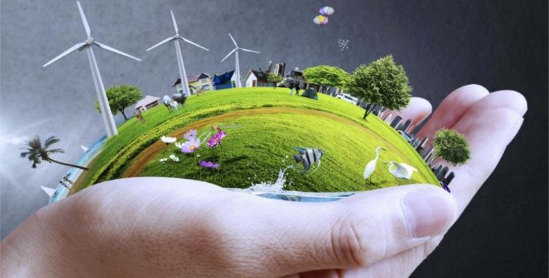 Imagen alegórica al Día Mundial del Medio Ambiente