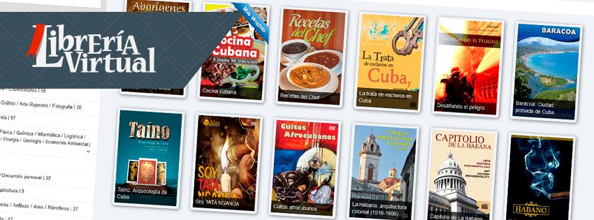 Libros cubanos, ebooks, literatura y más. Visítanos!